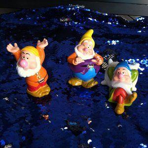 Disney Snow White's Dwarfs